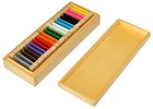 Color Tablets  Box 2 Montessori