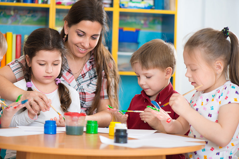 Montessori Teacher
